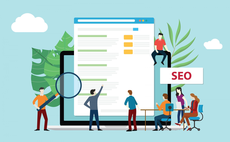 SEO Optimierung für kleine Unternehmen