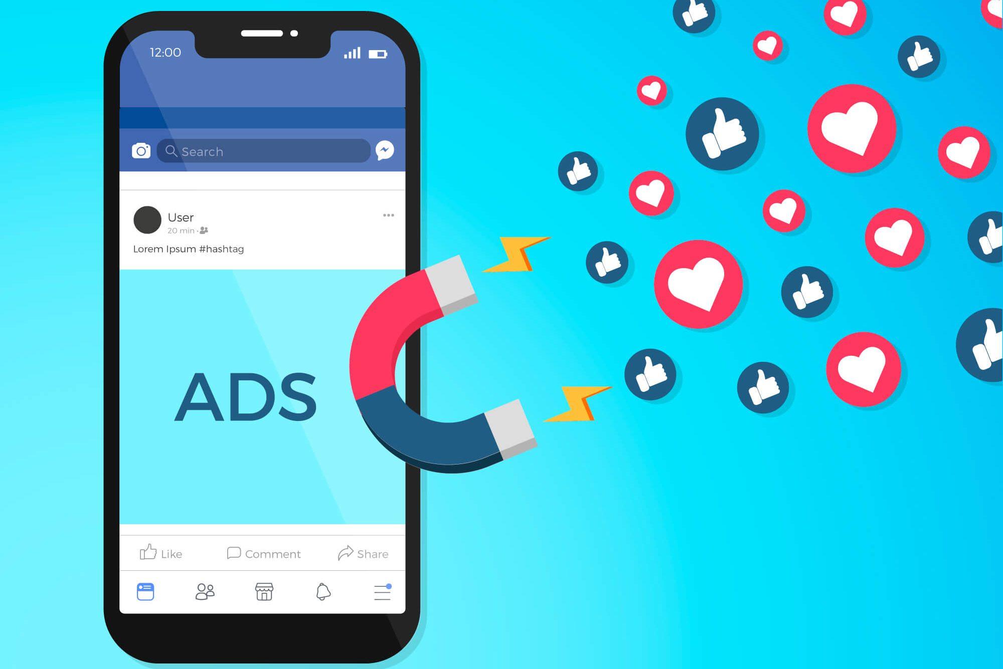 Wie-effektiv-ist-Facebook-Werbung Hintergrund